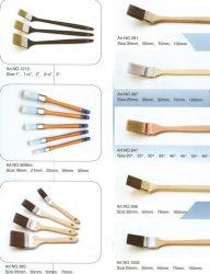 Kühler-Pinsel (reine natürliche des Lackpinsels/Heizfadenborste mit long&short Griff, Malerpinsel)
