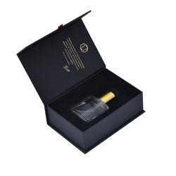 Confezione regalo personalizzata di carta rigida magnetica Confezione di profumi