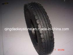 Pneumático do triciclo, pneumático 4.00-8 de três veículos com rodas, dever 135-10 elevado