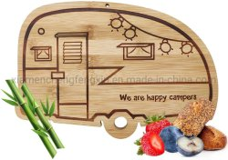 Бамбук платы среза древесины для кухни,Camper RV измельчения системной платы для мяса(мясную лавку блока) сыра и овощей,Small Mini дерева резки для кухни,Housewarm