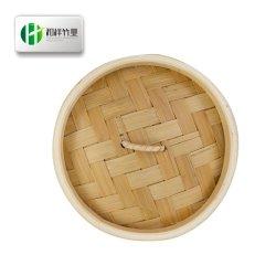 El Chino tradicional hechos a mano la vaporera de bambú
