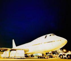 Professional Air Freight /Air Logistics de Shanghai à Londres