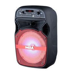 """6.5"""" Mini Cinema em Casa de Concertos Amplificador Digital Estéreo de Áudio Portátil de computador PC Locutor Ativo com woofer de DJ e Karaoke microfone sem fio Bluetooth"""