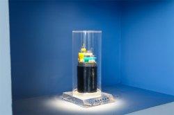 Настроить Негорючий Yjv Yjlv бронированные ПВХ ПЛАМЕННО XLPE короткого замыкания алюминий медь верхней силовой кабель электрический провод