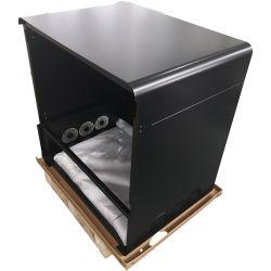Revestimiento en polvo personalizada de fábrica de piezas de metal de hoja de impresión