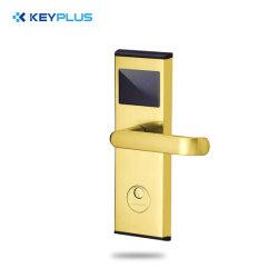 Serratura elettrica sicura di portello della camera di albergo di Cardreader della scheda Keyless della serratura MIFARE