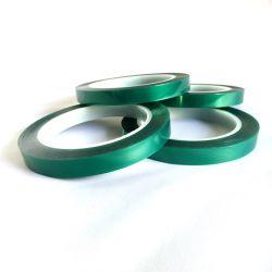 工場生産の高温シリコーンテープシリコーン感圧性テープペットポリエステルテープ