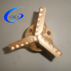 """200 mm 7 7/8 """"PDC Drag Bit for Water Well"""