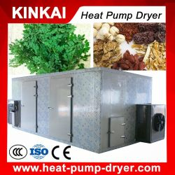 Elektrische Hot Air Cycle Black Pepper/Red Chili Drying Machine