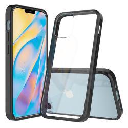 Основная часть прозрачных телефон случае противоударная акриловый TPU аксессуары для мобильных ПК телефон чехол для iPhone 11 12