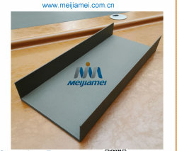 Tabuleiro de jóias de venda superior de fábrica Inserir material de alumínio 007