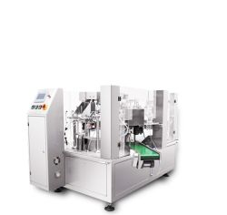 Máquina de embalagem rotativo automático para pó, Grânulo Package