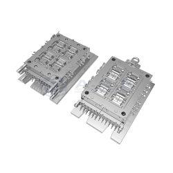 中国型の工場は工具細工部品のプラスチック注入型の解決をカスタム設計する