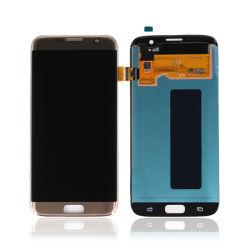SamsungギャラクシーS7端LCDの置換のための元のLCD表示のタッチ画面