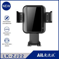 ملحقات الهاتف الخلوي حامل الهاتف المحمول للسيارة بزاوية 360 درجة جهاز تركيب فتحة التهوية