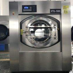세탁기 세탁 Extractor 전자동 풀 스테인리스 스틸 200lbs