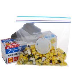Le PEBD Joint plastique Ziplock auto Grip nourriture le stockage en congélateur