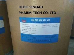 Pharmazeutisches Rohstoff-Streptomycin-Sulfat CAS: 3810-74-0