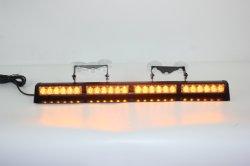 Indicatore luminoso d'avvertimento spaccato del precipitare LED della piattaforma del supporto dello stroboscopio Emergency per l'automobile
