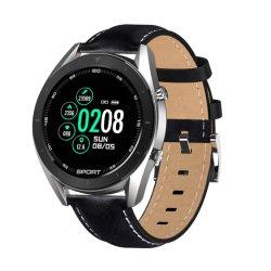 2019 잠 모니터 심박수 센서 혈압 혈액 산소 모니터를 가진 새로운 디자인 Dt99 지능적인 시계