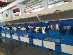 Alambre Galvanizado Alambre de uña partida en frío el cable de fibra de acero El trefilado máquina