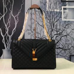 Luxo mais recentes da marca de moda Design Genuine Leather Tote Bolsas Pebble verdadeira Cowhide sacos de couro