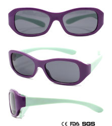 아이들의 색안경 (LT905068)를 위한 2개의 색깔에 있는 타원형 모양