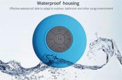 良質の低価格の新しいクラスは電池Ipx4の小型携帯用専門の無線シャワーの実行中の屋外の可聴周波Bluetoothのスピーカーのステレオ音響ボックスを防水する