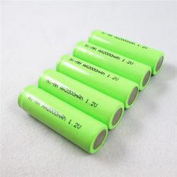 1,2V 2000mAh bateria recarregável NiMH AA para ferramentas eléctricas, os brinquedos eléctricos, lâmpadas