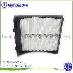 Профессиональная автомобильная фильтр воздушный фильтр вентиляции салона для различных Subaru автомобиль