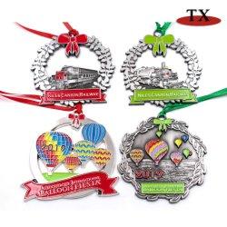 熱い販売の金属のクリスマスの装飾のギフト項目