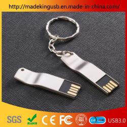 2019 мини-Wave изогнутые металлические USB Memory Stick™/ Custom лазерная гравировка логотипа USB флэш-накопитель