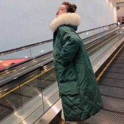 شتاء نساء يكسو دثار دافئ إلى أسفل فعليّة حجم نساء دافئ ومريحة شتاء قطن [أوتور] مكتب سيادة [ستل]