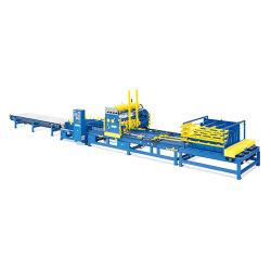 De hoge Lopende band van de Pallet van de Langsligger van de Productiviteit Houten Automatische Nagelende Voor Verkoop