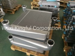 Wärmetauscherkern Für Aluminiumplatten-Bar