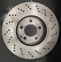 La calidad de la OE Disco de freno delantero para Toyota 4351263010
