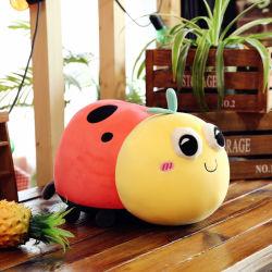 Insecte personnalisé un jouet en peluche jouet en peluche mignon Soft coccinelle