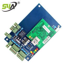 RS485 Diagrama De Cableado del sistema de control de Acceso de Puertas