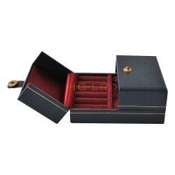 Porte double boîte à bijoux boîte cadeau