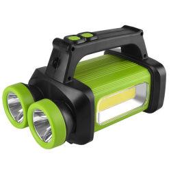 Linternas recargables portátiles (SD-3619) potente al aire libre camping linternas