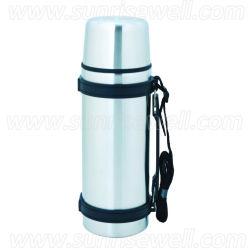 Houseware Cafeteira jarra em aço inoxidável de vácuo num balão de vácuo (FSS002B)