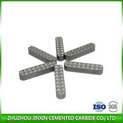 carbure cimenté personnalisés ou pièces d'usure non standard
