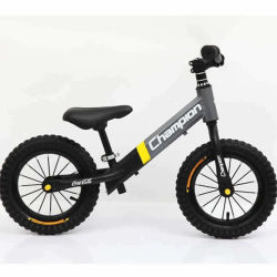 子供のおもちゃのギフトの自転車押しのバランスのバイクの歩く自転車