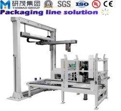 Type de formule de coordonnées du bras automatique Carton Palletizer de palettisation de cas de la machine pour l'emballage et la ligne de conditionnement