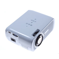 小型LEDプロジェクター、ビデオプロジェクター、LED TVプロジェクター800*600