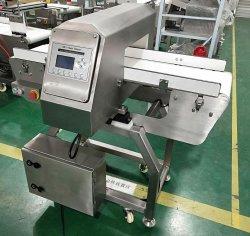 Venta caliente el detector de metales con empujador automático de la norma CE
