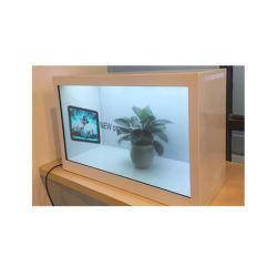 15.6 18.5 21.5 32 43 55 65inch Digital Signage-LED-Bildschirmanzeige-Ausstellung-Kasten androider Windows-Screen-Monitor Soem-ODM-transparenter LCD für das Bekanntmachen
