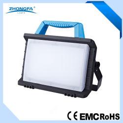Luz de Trabalho do LED 25W com USB marcação LED de luz de trabalho de luz LED de luz do farol