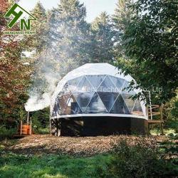Для использования вне помещений водонепроницаемая ткань холст Bell Палатка для продажи в палаточных
