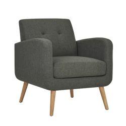 Tissu chinois moderne en bois fauteuil inclinable en cuir Bureau de Loisirs Accueil Hôtel Jardin Piscine Salle de séjour chambre à coucher Mobilier de salle à manger canapé